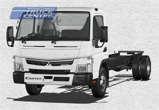 Fuso Canter 4x2 815 Wide Cab MWB 5 Sp. MAN