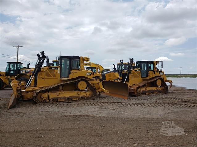 2015 CAT D6T XW For Sale In Lead, South Dakota
