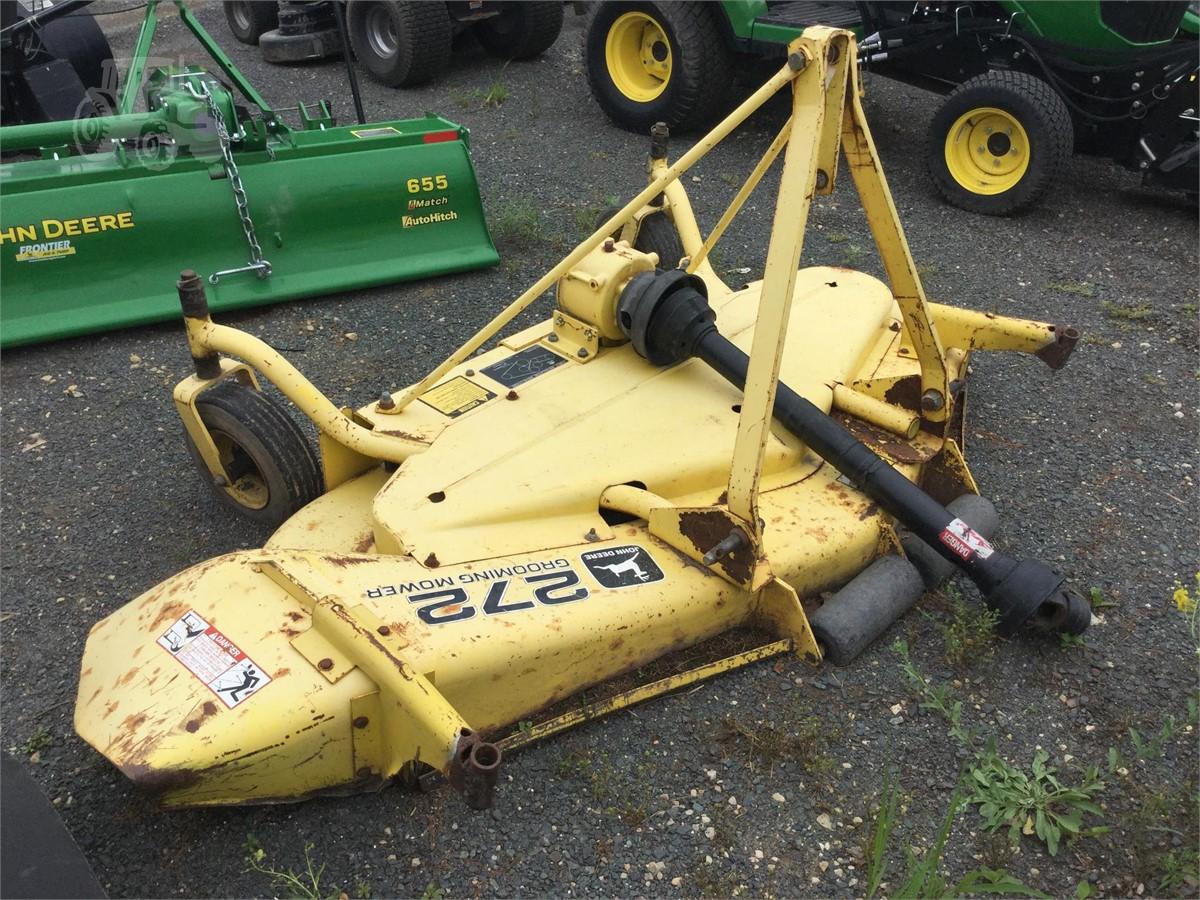 JOHN DEERE 272 For Sale In NEW RICHMOND, Wisconsin