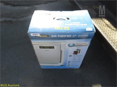 1) FELLOWES AP-300PH AIR PURIFIER - NEW Other Auction Results - 1