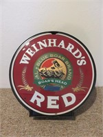 Weinhard's Red Boar's Neon Sign