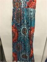 WOMENS LONG DRESS MEDIUM