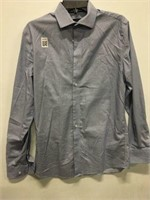 TOMMY HILFIGER MENS LONG SLEEVE  SIZE 15