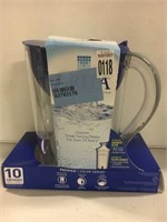 BRITA 10-CUPS WATER FILTRATION SYTEM