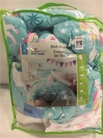 MAINSTAYS KIDS TWIN BED IN A BAG