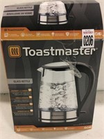 TOASTMASTER GLASS KETTLE 1.7L