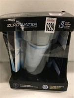 ZERO WATER 8 CUP FILTER PITCHER