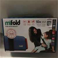 MIFOLD GRAB AND GO BOOSTER
