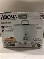 SIMPLY STAINLESS RICE COOKER 206 CUPS