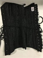 BLACK WOMENS SHAPE WEAR SIZE MEDIUM
