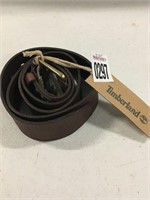 TIMBERLAND MENS BELT SIZE 40