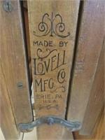Lovell MFG Co. Clothes Wringer
