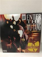 ENTER THE WU-TANG RECORD ALBUM