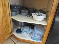 Very Large Lot of All Kitchen Contents Including: