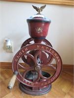 Elgin National Coffee Mill