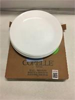"CORELLE 6PCS DINNER PLATE 10 1/4"""