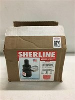 SHERLINE TRAILER TONGUE WEIGHT SCALE
