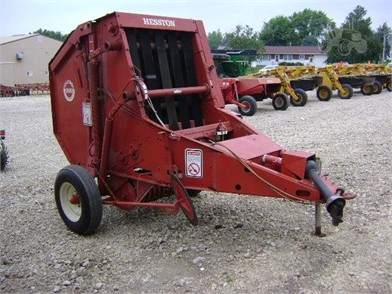 HESSTON 5530 For Sale - 3 Listings | TractorHouse com - Page 1 of 1