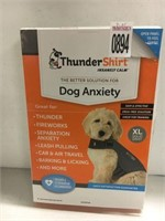 THUNDER SHIRT INSANELY CALM DOG ANXIETY SIZE XL