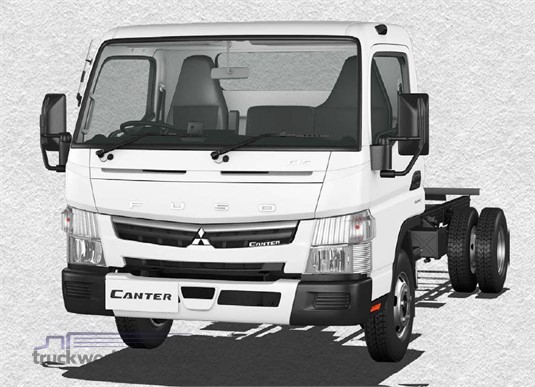 New Fuso Canter Trucks For Sale Specifications and dealer Quotes