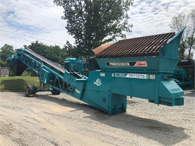 POWERSCREEN MK II For Sale - 7 Listings | MachineryTrader com - Page