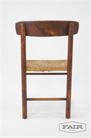 Borge Morgensen Chair Model J39