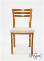 Set of 4 D-Scan Dining Chairs