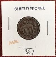 7.31.19 Cars, Guns, Coins & More Auction