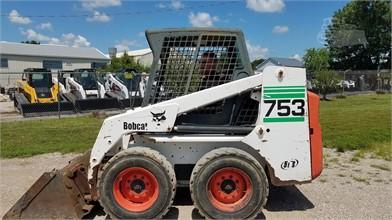 BOBCAT 753 For Sale - 34 Listings | MachineryTrader com