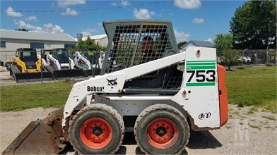 BOBCAT 753 For Sale - 37 Listings | MarketBook ca - Page 1 of 2