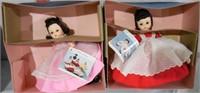 Madame Alexander Dolls Lot