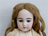 Bisque head w compo body doll