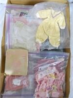 Mixed Lot Doll Clothing