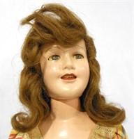 Deanna Durbin compo doll
