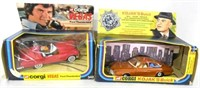 2 Corgi TV Show Cars