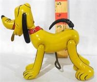 Walt Disney Pluto by Linemar Toys