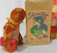 2 Japanese Bear Toys, both by Modern Toy