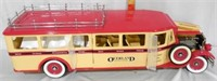 Pressed Steel Overland Stage Lines Bus