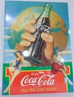Contemporary Coca Cola Sign