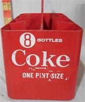 Coca Cola 6 Bottle Carton and