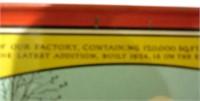 Wolverine Supply & Mfg Co Tin Tray