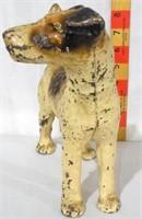 Cast Iron Terrier Doorstop