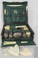 Vintage Toiletry Case