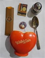 1939 World's Fair Items