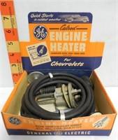G. E. Engine Heater No5