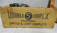 2 Double S. Corp. Double sided
