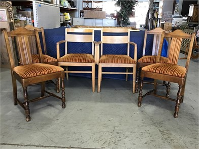 6 DINING ROOM CHAIRS Other Items For Sale - 1 Listings