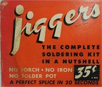 Jiggers The Complete Soldering Kit in a Shell