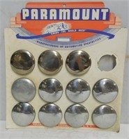 Paramount Fuel Cap Counter Display