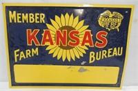 Kansas Farm Bureau Member Sign